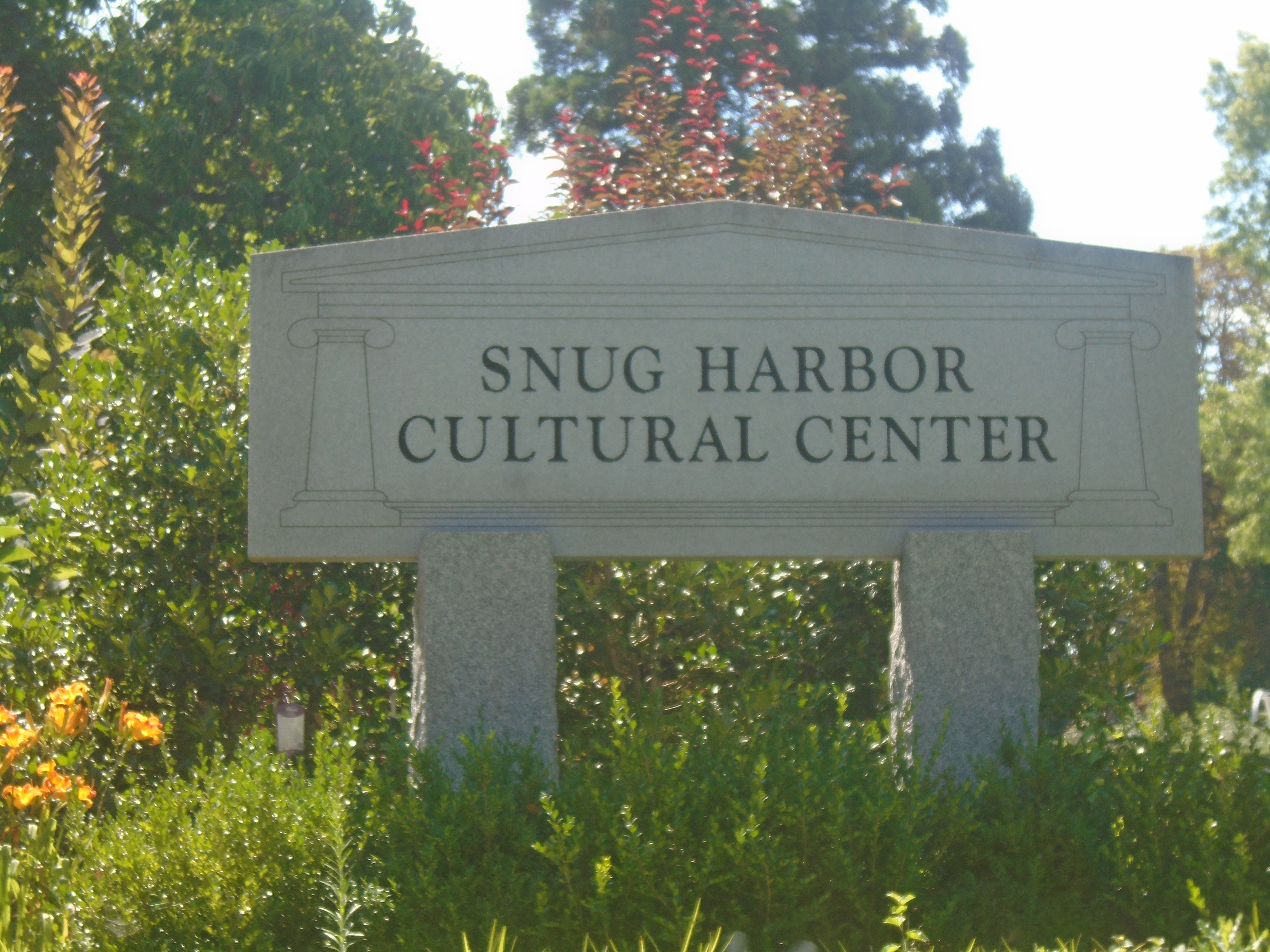 Summer Scenes At Snug Harbor Life Wire News Service