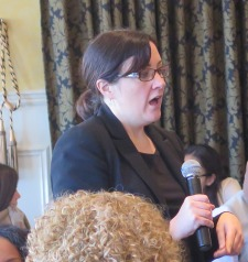 Kerry Delaney, NYS Office for People with Developmental Disabilities, Action Commissioner