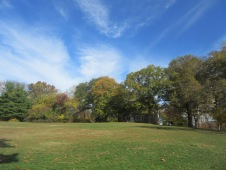 Conference House Park (fall 2015). Photo: Anthony Pabon for Life-Wire News Service.