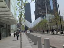 Santiago Calatrava's Oculus, WTC Transportation Center