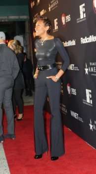 Robin Roberts, anchor of ABC's Good Morning America. Photo: Meredith Arout for Life-Wire News Service.